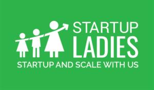 Start Up ladies logo