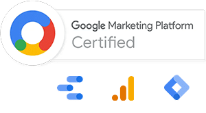 Google Marketing Platform Certified Logo